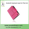 protective leather case for red ipad mini small wireless keyboards