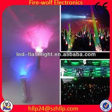 Led foam stick baton , led meteor flashing light stick manufature & supplier