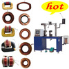 concrete heating transformer coils winding machine winding coils machine manufacturing in YIBO
