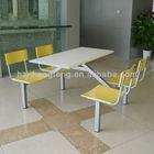 4 seaters restaurant furniture
