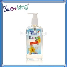 Blue-King Water wash Hand Sanitizer OEM and ODM 266ml