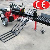 40T two valves hydraulic log splitter for sale