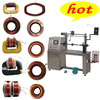 heating equipment of the power transformers coils winding machine winding coils machine in YIBO