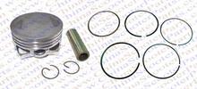 56MM 13MM Piston Rings Kit 140CC YX1P56FMJ Kaya Xmotos Apollo orion Dirt Pit Bikes Parts