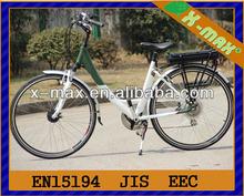 X-eb10 en15194 approvato e- moto con batteria agli ioni di litio