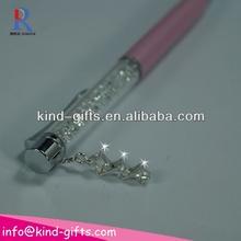 Crystal pen crystalline ballpoint pen KDBP019