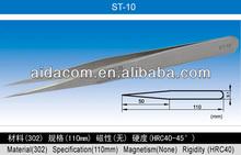 Antistatic Stainless steel vetus Anti-magnetic tweezer