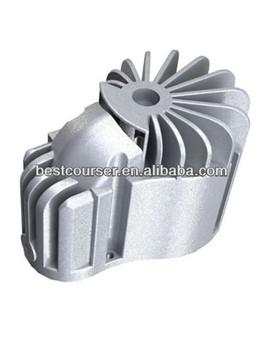 BC-1307 Custom die casting aluminum radiator