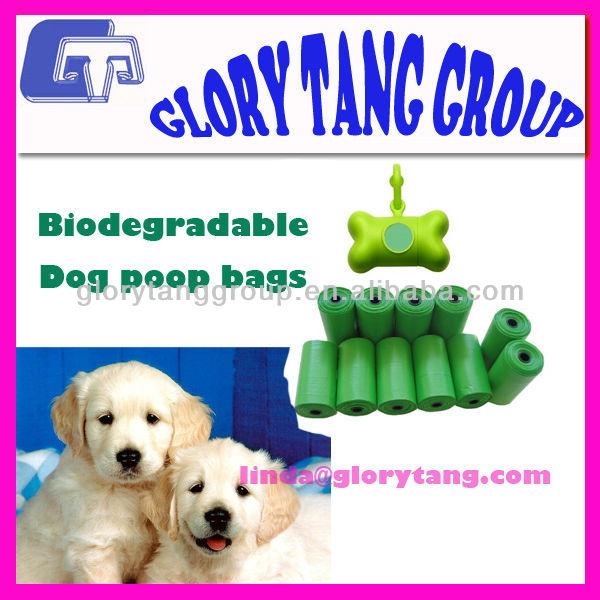 safe biodegradable compostable Pet Waste Bags, Dog Waste Bags, Bulk Poop Bags on a roll, Clean up poop bag refills)