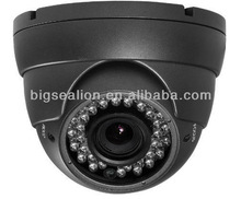 Infared 2.8-12mm IR Dome Camera Network 1080P IP Canera