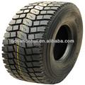 A repescagem pneus de caminhão, atacado semi caminhão pneus 22 5