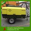 LGCY-4/7 Diesel Trailer Mounted Air Compressor / Portable Screw Air Compressor