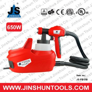 JS High Volume Low Pressure Paint Gun 650W JS-FB13B