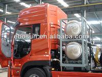 Pupular Dongfeng 6X4 LNG Truck