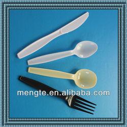 Luxury Disposable Plastic Tableware Product