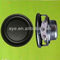40mm 32ohm 4W wireless bluetooth portable mini speaker