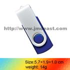cheapest swivel USB flash drive/8gb usb stick