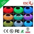 3528 led smd luzes de tira flexível ce/rohs branco quente/branco/verde/azul/vermelho/amarelo