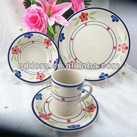 green stoneware dinnerware,USA restaurant dinnerware,corelle stoneware dinnerware wholesale