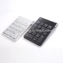 2.4G wireless flexible computer numeric keypad number keyboard