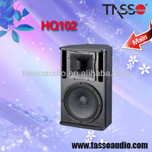 Pa system active speaker audio with microphone 1500w 3000w
