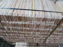 cheap price cedar slant outdoor dog ear wood fence