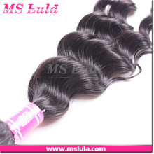 No tangling hair growth arrived 2014 bleachable luxury full cuticle brazilian loose body wave