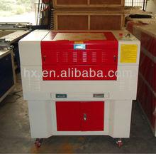 2012 low price Rabbit HX-6090SE 60W acryic laser engraving machine