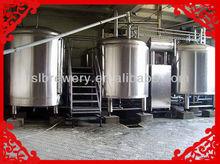 500L mini beer machine investment projest has 10 ways sulation