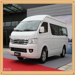 Foton Minibus/Micro Bus/Mini Van 6-16 seats