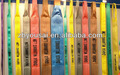 eslingas bandalateral código de color