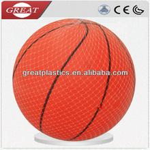 Standard size pvc basket ball