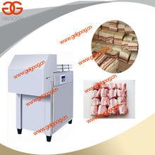 Frozen Meat Block Cutting Machine Frozen Meat Block Cutter Machine Meat Cube Cutting Machine
