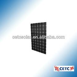 250W Mono Solar Panel Passed CEC Fire Test