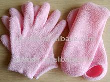 Spa Treatment Moisturizing Gel Socks,gloves.heel,elbow