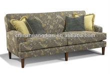 HDS1207 fabric malaysia wood sofa sets furniture