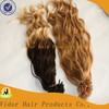 Wholesale 5A Cheap Peruvian Remy Natural Weaves New Hair Styles Ombre U Tip Hair Extensions