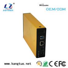 3.5 NAS LAN port hdd box