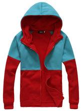 2014 fashion wholesale fleece unisex custom promotion hoodie dress