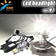 12V led auto light h1 h7 h4, 3600LM 50W C ree chips led motocycle headlight H4 H7 H8 h9 H10 H11 H13 Beam angel eyes 360 degree