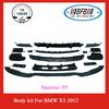 body kit for bmw auto accessories x5 2012