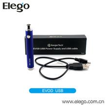 Original kanger evod usb battery 650 mah shenzhen e cig dealers