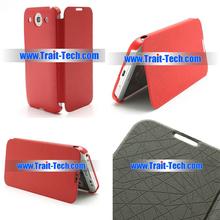Antiskid Texture Flip Leather Case for LG Optimus G Pro E985 F240 F240K