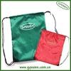 Cheap nylon drawstring bags for promotion