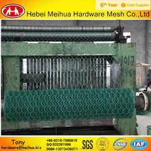 Made in China,Meihua youlian Best quality,2014 HOT SALE PVC oman gabion box(Factory)
