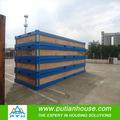 mar casa do recipiente fabricado na china