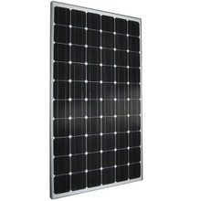 excellent electrical character 200 watts monocrystalline solar panel