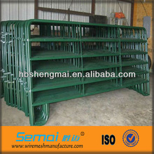 3 Rails PVC Ranch Fence / Vinyl Ranch Fence 1.3mx2.4m