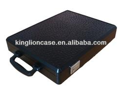 new design leather laptop aluminum case KL-T105