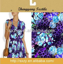 CDC spandex polyester fabric